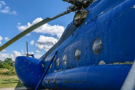 Hubschrauber Mil-Mi-8