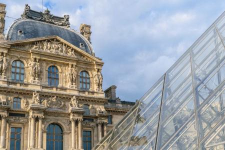 Musee du Louvre linker Flügel