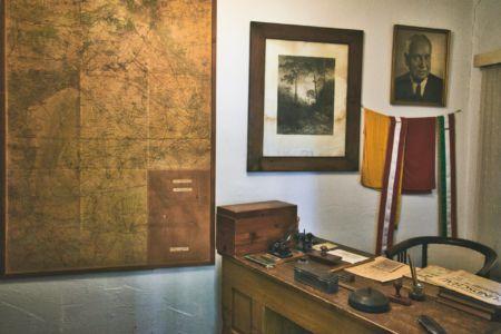 Dorfmuseum Mönchhof Amtsstube