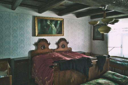 Dorfmuseum Mönchhof Schlafstube