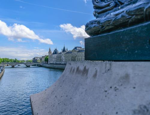 Einmal in Paris